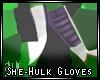 She-Hulk Gloves