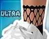 -A- Add-On Fishnet Socks
