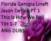 We Roll PT 1 Dub