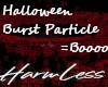 Halloween Particle Burst