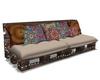 Hippie Pallet Sofa