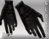 S* K Leather Gloves