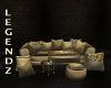 Birthday Bohemian Couch