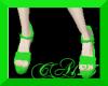 [CA]Green Heels