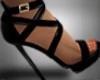 Sexy Black Stilettos