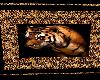 EXotic wildcat rug