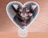 HeartCrystal+FurBaby