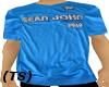 (TS) Blue Sean John Tee