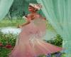 Rose Blush Shawl