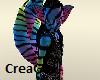[M.F]zebra neco ears