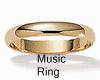 Japanese Music ring
