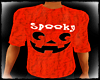 SPOOKY SHIRT -MALES-