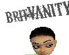 Britvanity head sign
