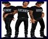 [LM]BikerBlkJeans w/Boot