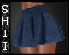 [Shii]Jeans Skirt