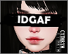 [C] Animated Idgaf Eye