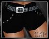 CXP Black Shorts
