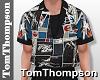 ♕ Luke Tucked Shirt