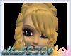Blonde KimBangs