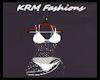 (KRM) White -Busty - RL