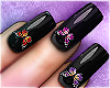N.P. Nails Butterfly