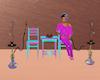 Shisha Hookah Cafe Table