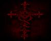(CC)Gothic Cross Nails