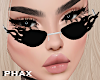 Fire Shades | Black