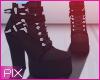 ! 🖤 Black Boots Plus