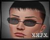 -X K- Sunglasses Black N
