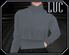 [luc] Sweater Slate