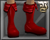 (V)Red Adventure Boots