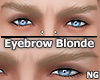 Eyebrow Blonde Natural