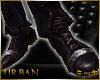 ! Black Urban Biker Boot