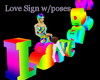Love Sign w/poses