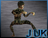 Martial Arts Poses - V1