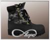 Camo BW Boot Charcoal