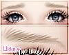 Worried Eyebrows - Pearl