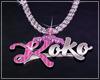 KoKo Chain Request