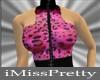 [iMP]Pink Leopard Top