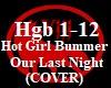 W| Hot Girl Bummer(Rock)