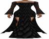 Black Scale LP Dress