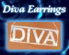 DHD DIVA earrings