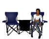 2 Seat Camp Chair