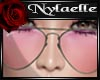 *N Bella Pink Glasses