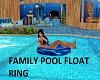 FAMILY POOL FLOAT RING