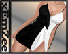MZ - Cassi Dress B/W RLL