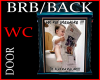 BRB/BACK Door/WC