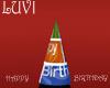 LUVI BIRTHDAY HAT 2