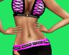 Pink Bikini w/skirt